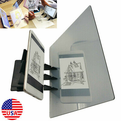 US Sketch Tracing Drawing Board Optical Drawing Projector Painting Reflection