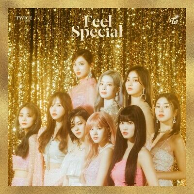 US SHIPPING Twice Feel Special Album CD-Poster-Book-Lyric-Card-PreOrder