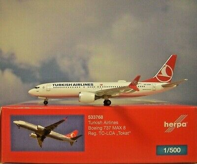 Herpa Wings 1:500 airbus a330-300 air europa EC-MHL 533454 modellairport 500