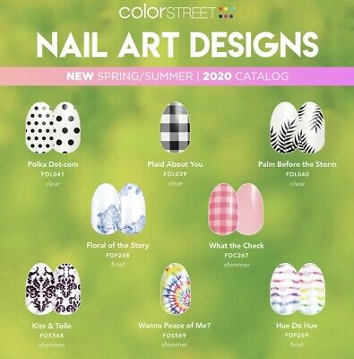 Colorstreet  Color Street Nail Strips Valentine's Day petites and more