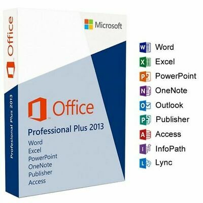 Office 2013 Professional Plus -Product Key- license code - Shipping 30 Seconds
