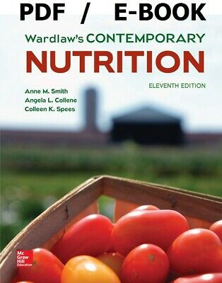Wardlaws Contemporary Nutrition 11th Edition PƉF