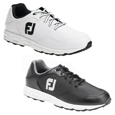 New Mens FootJoy Athletics Spikeless Closeout Golf Shoes - Pick Your Sz - Color