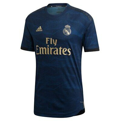 NEW Real Madrid Jersey Navy Blue 2020 Mens ALL SIZES