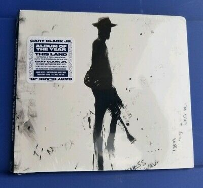Gary Clark Jr- - This Land 2019 CD NewSealed - Free Shipping