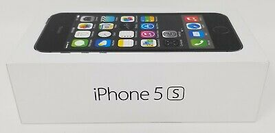 iPhone 5S 32GB Space Grey Box Only