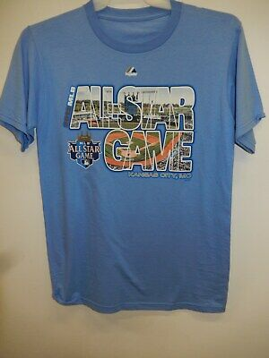 0325 Mens Majestic 2012 ALL-STAR Game Baseball Jersey Shirt NEW