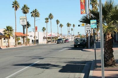 RESIDENTIAL LOT CITY OF TWENTYNINE PALMS CLOSE TO DOWNTOWN MOBILES OK LOOK