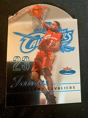 2003-04 Fleer Mystique Lebron James  Die Cut 99 359600