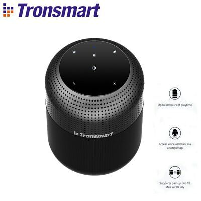 Tronsmart T6 Max Bluetooth Speaker 60W IPX5 360-degree Surround Sound