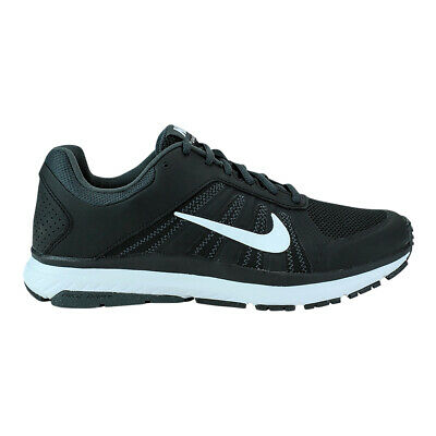 Nike Mens Dart 12 MSL Running Shoes BlackWhite 10-5
