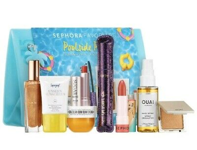SEPHORA FAVORITES Poolside Party Set  Limited Edition Free Ship