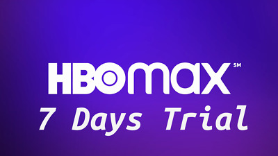 HBO Max 7 Days Trial