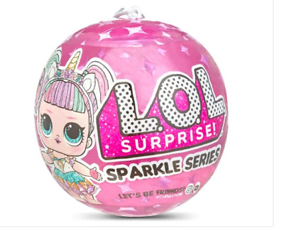L-O-L- Surprise Dolls Sparkle Series A Multicolor LoL Toys FREE EXPEDITED SHIP