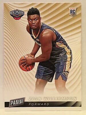 ZION WILLIAMSON 2019-20 Panini Cyber Monday RC Base ROOKIE CARD No-RC1 Pelicans
