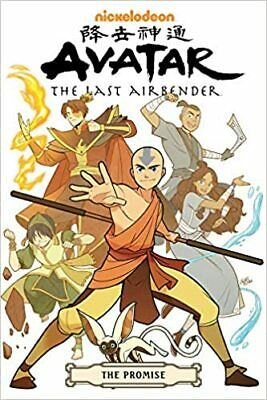 Avatar The Last Airbender-The Promise Omnibus PAPERBACK – 2020 by Bryan