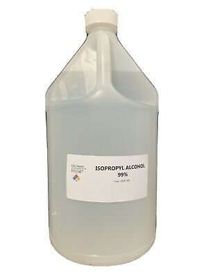 99 Isopropyl Rubbing Alcohol One 1 Gallon in stock ships same day