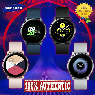 Samsung Galaxy Watch Active SM-R500 40mm Wi-Fi Bluetooth Smart Watch