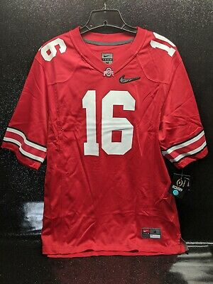 Nike Ohio State Buckeyes Football Jersey College Football Playoff Mens Sizes NWT
