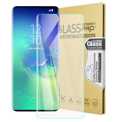 For Samsung Galaxy S20 Note10 Plus S20 Ultra 5G Tempered Glass Screen Protector