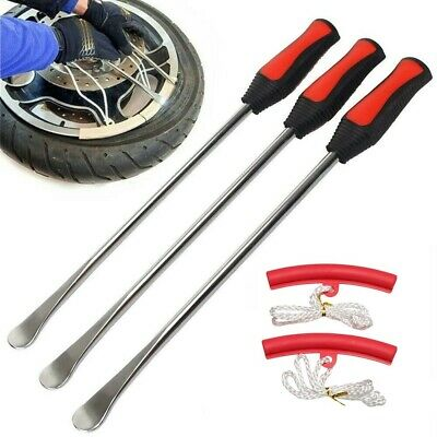 5 in 1 Tire Lever Tool Spoon Motorcycle Tire Iron Changing Wheel Rim Protector