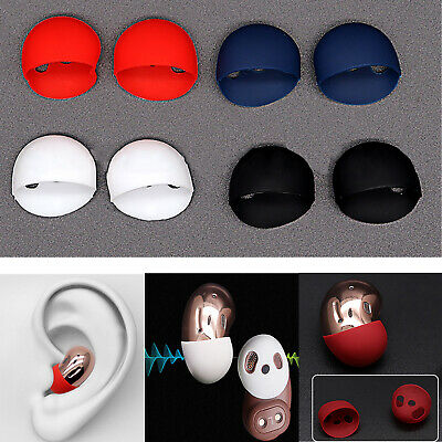 For Samsung Galaxy Buds Live True Wireless Earbuds In-ear Silicone Ear Caps