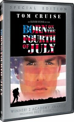 BORN ON THE FOURTH OF JULY  SPECIAL EDI