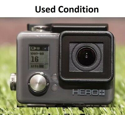 Used GoPro HERO- Plus waterproof 1080P 8MP HD Sport Action Camera Camcorder USA