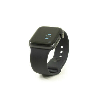Apple Watch Series 5 44MM Gray - Aluminum Black Sport - GPS - LTE - MWW12LLA