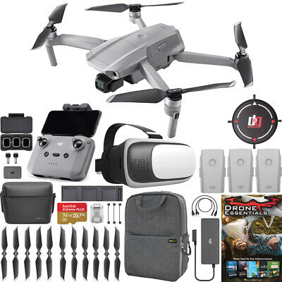 DJI Mavic Air 2 Drone Quadcopter Fly More Combo with Remote Accessory Bundle