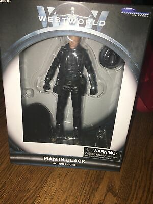 WestworldNewMAN IN BLACK 6-5 Action Figure2019 Diamond Select