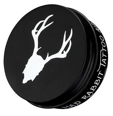 Mad Rabbit Tattoo Balm - Aftercare Cream - Tattoo Lotion for Color Enhancement