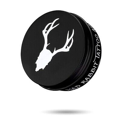 Mad Rabbit Tattoo Balm - Aftercare Cream Tattoo Lotion for Color Enhancement New