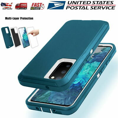 For Samsung Galaxy S20 FE 5G Case Heavy Duty Defender Cover fits Otterbox Clip