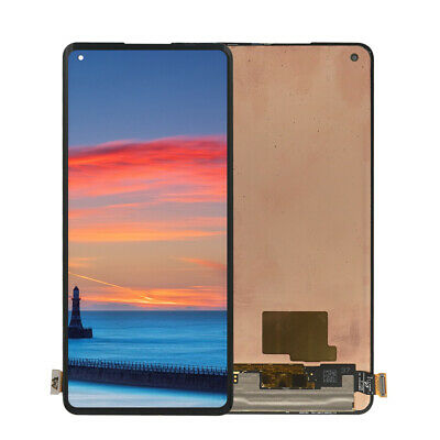 For OnePlus 8 IN2010 IN2011 IN2013 IN2015 IN2019 AMOLED LCD Screen Digitizer QC