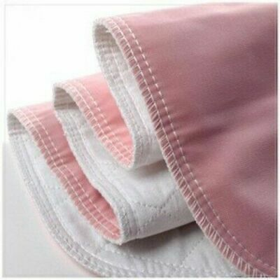 3 Premium Washable Underpads Bed Reusable Pads Waterproof Incontinence Hospital