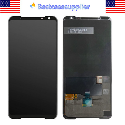 OLED LCD Display Touch Screen Digitizer Assembly For Asus ROG Phone2 II ZS660KL