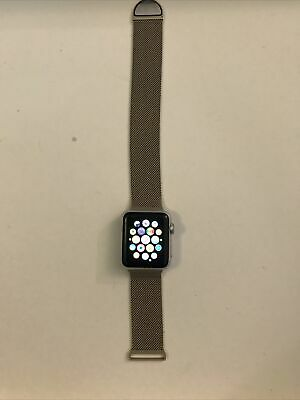 Apple Watch Series 1-3 Working No Scratches No Damages-