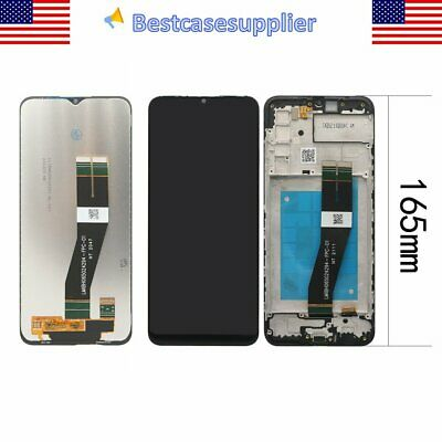 For Samsung A02S A025U A025A LCD Display Touch Screen Digitizer Frame Tool