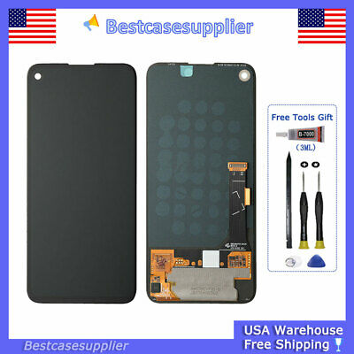 For Google Pixel 4A 4G G025J GA02099 OLED LCD Display Touchscreen Digitizer Tool