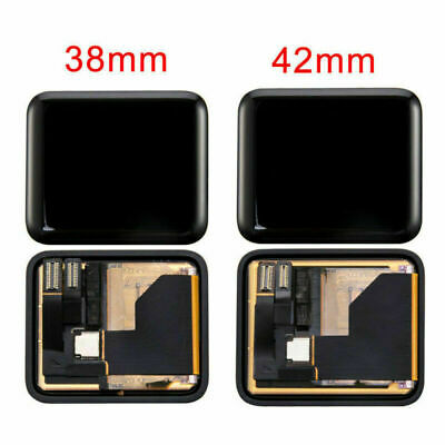 For Watch Series 1 iWatch 38mm 42mm LCD Screen Touch Digitizer Replacement