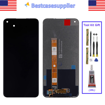 For OnePlus Nord N100 BE2013 BE2015 BE2011 LCD Display Touch Screen Digitizer QC