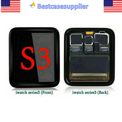 LCD Display Touch Screen Digitizer For iWatch Series 3 GPS - Cellular 38mm 42mm
