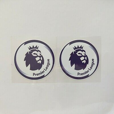 2020 2021 English Premier League Sleeve Patch Two Player Size EPL