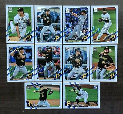 2021 Topps Series 2 Base Team Sets  Pick your Team