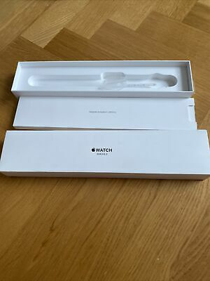 Genuine Apple Watch EMPTY BOX ONLY - Series 3 - 42mm - White - DGS49