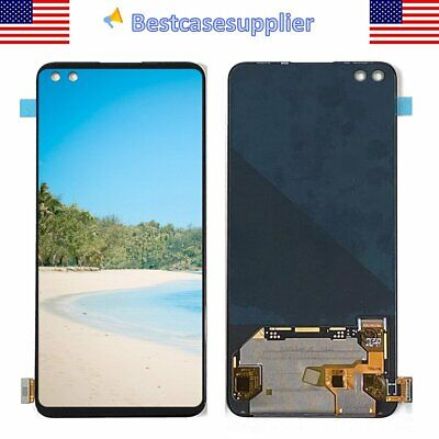 LCD Display Touch Screen Digitizer For OnePlus Nord 8 Nord 5G Z AC2001 AC2003