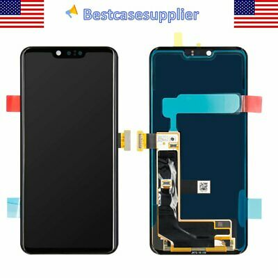 OLED LCD Display Touch Screen Digitizer For LG G8 ThinQ LM-G820 G820QM7 G820UMB