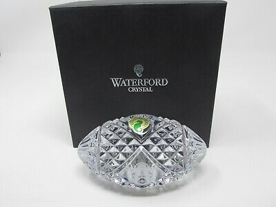 NEW Waterford Crystal Ohio State 2014 College Football Champs Football 13055000