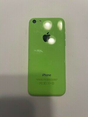 Green Apple iphone 5C model A1532  FOR PARTS ONLY